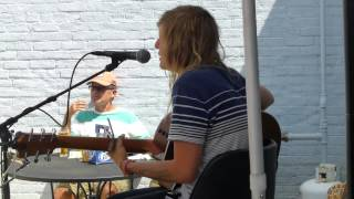 "Jordin Baas ""The Reason We're Poor"" @ Spat's, Appleton, WI August 7, 2014"
