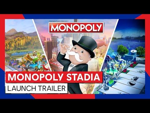 MONOPOLY STADIA - LAUNCH TRAILER