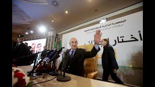 الخطاب الأول لعبد المجيد تبون بعد انتخابه رئيسا للجزائر