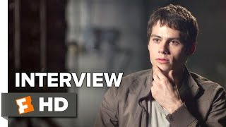 The Scorch Trials Interview :Movieclips Coming Soon