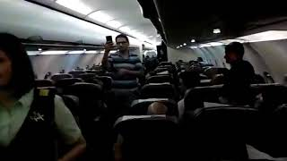 preview picture of video 'Iraqi Airways Mumbai To Najaf Flight  '