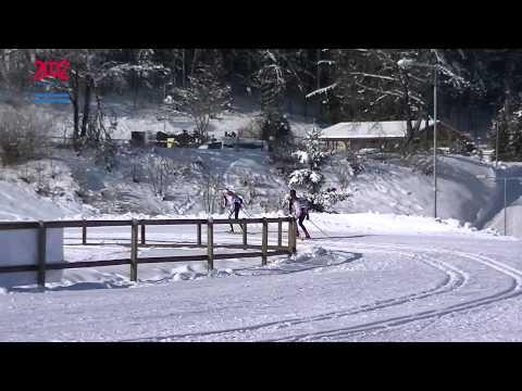 Preview video Video di  Sandrina, Gina, Dario Bin e Laetitia Krcivoj durante i campionati studenteschi