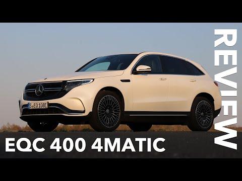 2020 Mercedes-Benz EQC 400 4MATIC Fahrbericht | Verbrauch Kosten Erfahrungen an der Ladesäule