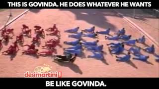 Be like Govinda