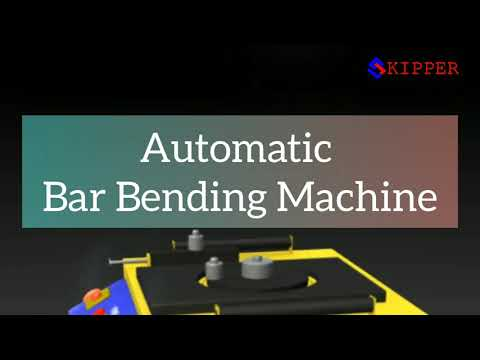 SKB 50 Bar Bending Machine