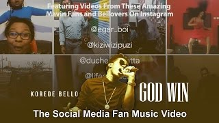 Korede Bello   GodWin Social Media Fan Music Video