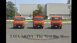 Brand new tata signa 4018 and tata normal 2518  tata motors truck