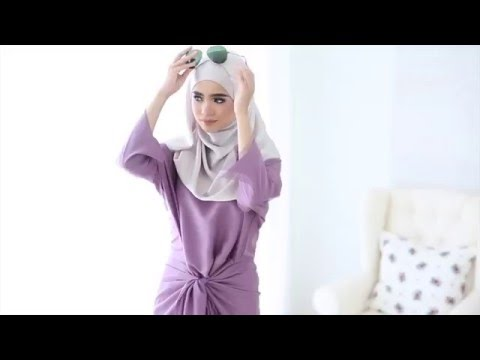 Video Jasmine Tie Front Kaftan 2.0 by IANSHAMKL