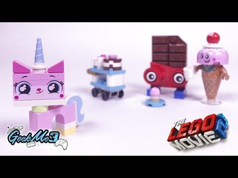 Vidéo LEGO The LEGO Movie 70822 : Les meilleurs amis d'Unikitty !