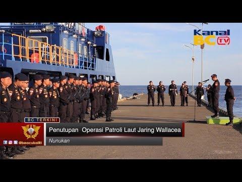 Penutupan Operasi Patroli Laut Jaring Wallacea