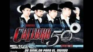 Calibre 50 - La Gota Fria Estudios 2011 'DE SINALOA PARA EL MUNDO'