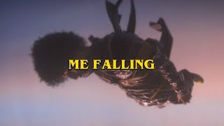 Rilès   ME FALLING (Lyric Video)