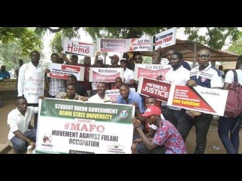 Benue bans all public protests over alleged killing by Fulani herdsmen