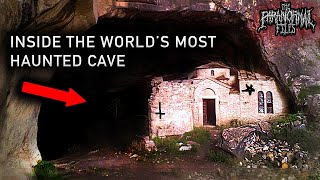 Inside The World's Most Haunted Cave At Night