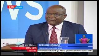 KTN Leo: Kurunzi ya Leo: Kiongozi wa PDP -  Omingo Magara