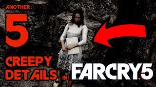 Another 5 Creepy Things In Far Cry 5 HD