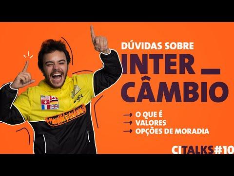CI Talks #10 - Intercâmbio