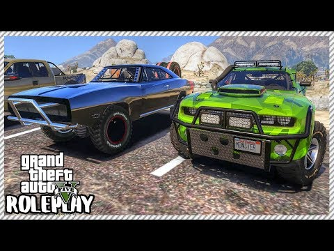 GTA 5 Roleplay - Incredible Offroad Challenger & Offroad Charger | RedlineRP #97