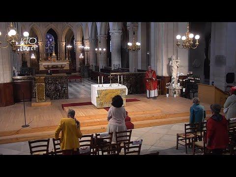 Messe du 2 juin 2021 à St-Germain-l'Auxerrois