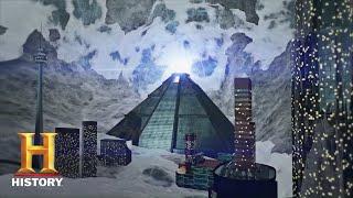 Ancient Aliens: ATLANTIS ON ANTARCTICA (Season 14) | History
