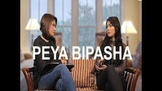 Peya Bipasha With Safat Ahmed