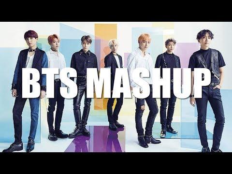 BTS (방탄소년단) Megamix - I Need U, Fake Love, DNA, Euphoria & More