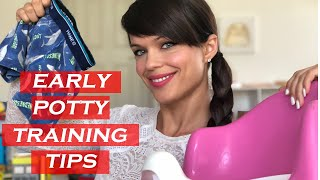 Montessori At Home: Early Potty Training Tips   Potty Training Before Two DO's and DONT's
