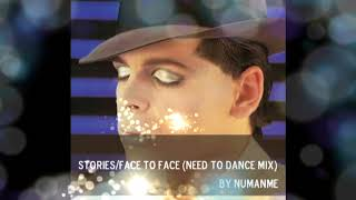 Gary Numan - Stories/Face To Face (Need to Dance Mix)