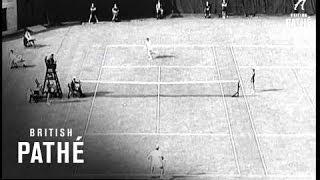 Hoads First Professional Match (1957)