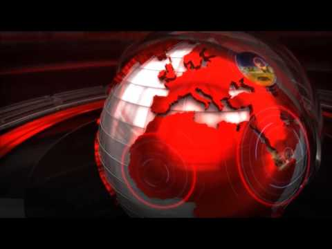 Video Background Breaking News Logo 2016 shoot time 4 second