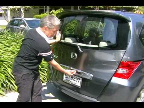 Honda Freed CarSanook! Test drive