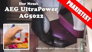 AEG Li60 UltraPower AG 5022 im Test / Praxistest