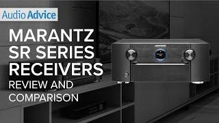 Review & Comparison   Marantz SR Home Theater Receiver Lineup