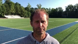 Football Preview | Trinity | Head Coach Wayne Dabbs | 09-20-19