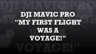 "DJI MAVIC PRO ""LONG DISTANCE FLIGHT TEST!"" [Also, camera ZOOM test]"