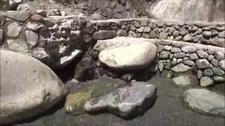フィリピンの歩き方⑧ルソン島北部の山間部で、秘湯温泉にチャレンジ!
