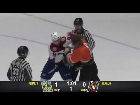 Parker Gavlas vs. Ethan Cap