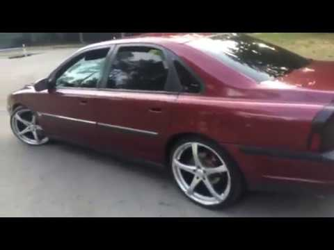 "Volvo s80 on 20"" Wheels"