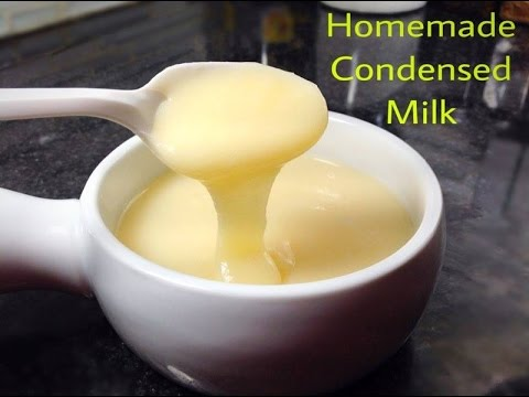 How To Make Homemade Condensed Milk Recipe – Made with Only 2 Ingredients (HUMA IN THE KITCHEN)