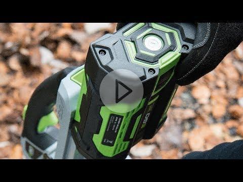 EGO Power+ Batterijen en laders
