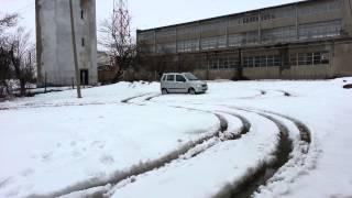 suzuki wagon 4x4