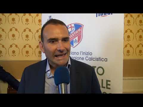 Preview video Intervista Assessore allo Sport di Fiuggi Marco Fiorini