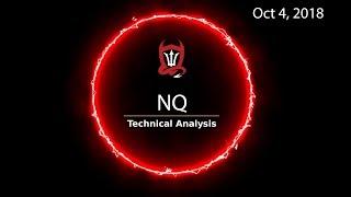 Nasdaq Technical Analysis (NQ) : I Like Your Top...  [10.04.2018]