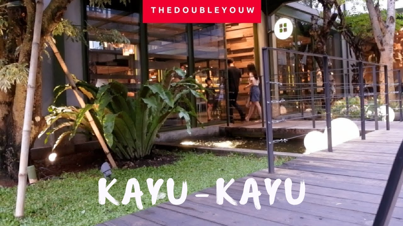 Kayu-Kayu Restaurant video preview