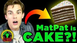 Is Food Theory a JOKE?! | MatPat Meme Review 👏🖐
