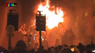 preview picture of video 'Cremá Fallas 2013 - Falla Don Bosco - Burriana (19-03-2013) [FJGNvideos]'
