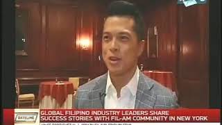 PHTimeIsNow Mentoring and Brainstorming Event featuring Global Filipino Industry Leaders