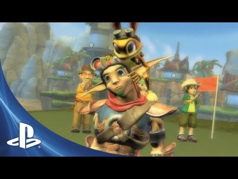 Jak, Daxter And Sony's InFamous Hero Tapped For PlayStation All-Stars Roster