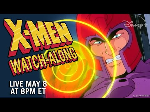 X-Men: The Animated Series Watch-Along | Episode 3