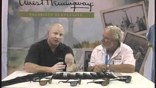 ICAST Fishing Show Ono's Sunglasses Interview
